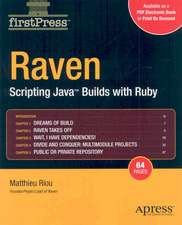 Raven: Scripting Java Builds with Ruby