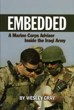 Embedded:  A Marine Corps Adviser Inside the Iraqi Army