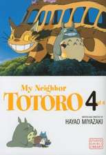My Neighbor Totoro Film Comic, Vol. 4
