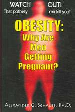 Obesity:  Why Are Men Getting Pregnant?