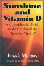 Sunshine and Vitamin D