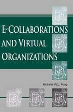 E-Collaboration and Virtual Organizations