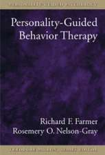 Personality-Guided Therapy for Depression