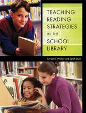 Teaching Reading Strategies in the School Library:  A Guide to the Reference Literature