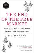 End Of The Free Market