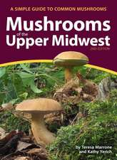 Mushrooms of the Upper Midwest: A Simple Guide to Common Mushrooms