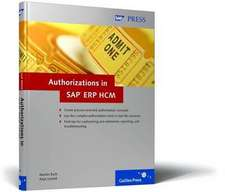 Authorizations in SAP ERP HCM