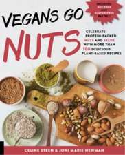 Vegans Go Nuts
