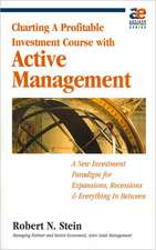 Active Management:  Profitable Strategies for Today's Investment Climate
