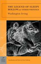 The Legend of Sleepy Hollow and Other Writings