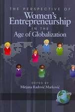 The Perspective of Women's Entrepreneurship in the Age of Globalization (Hc)