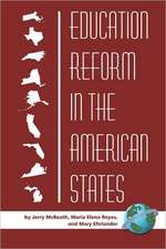 Education Reform in the American States (PB)