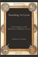 Standing at Lyon