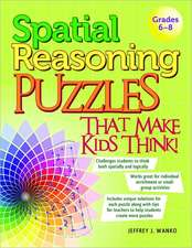 Spatial Reasoning Puzzles That Make Kids Think!