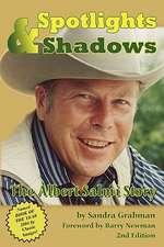 Spotlights & Shadows:  The Albert Salmi Story