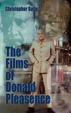 The Films of Donald Pleasence (Hardbck)