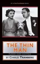 The Thin Man:  Murder Over Cocktails (Hardback)