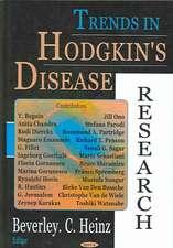 Trends in Hodgkin's Disease Research
