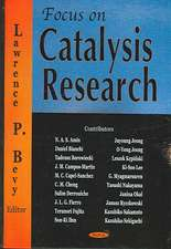 Focus on Catalysis Research