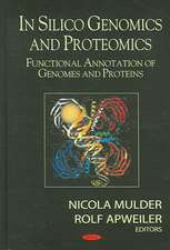 In Silico Genomics and Proteomics