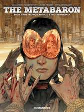 The Metabaron Vol.2: The Techno-Cardinal & The Transhuman - Oversized Deluxe