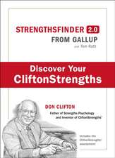 Strengths Finder 2.0: Wall Street Journal Bestseller. By the New York Times Bestselling Author of Wellbeing