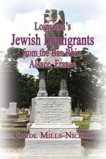 Louisiana's Jewish Immigrants from the Bas-Rhin, Alsace, France