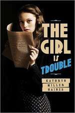 The Girl Is Trouble (OUTLET)