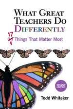 WHAT GRT TEACHERS DO DIFFERENT
