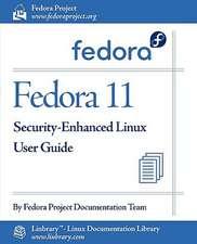 Fedora 11 Security-Enhanced Linux User Guide