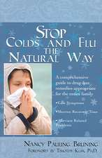 Stop Colds and Flu the Natural Way
