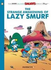 Smurfs #17: The Strange Awakening of Lazy Smurf, The