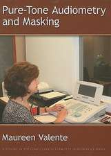 Pure-Tone Audiometry and Masking