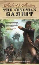 The Venusian Gambit: Book Three of the Daedalus Series