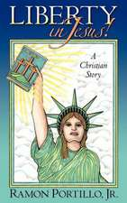 Liberty in Jesus!