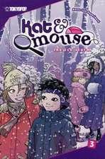 Campi, A: Kat & Mouse Volume 3 Manga