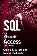 SQL FOR MS ACCESS 2/E