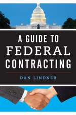 Guide to Federal Contracting