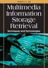 Multimedia Information Storage and Retrieval