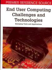End User Computing Challenges and Technologies
