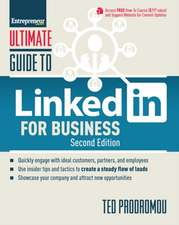 Ultimate Guide to Linkedin for Business:  Develop Big-Picture Marketing Plans for Pennies on the Dollar