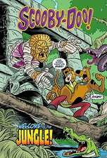 Scooby-Doo in Welcome to the Jungle:  Vol. 4