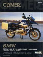Clymer BMW R850, R1100, R1150 and R1200c, 1993-2005:  The Most Trusted Guide to Getting Published