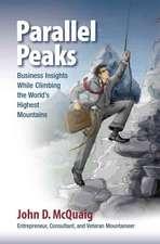 Parallel Peaks