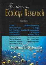 Frontiers in Ecology Research