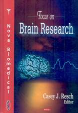 Focus on Brain Research