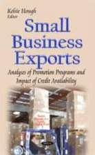 Small Business Exports
