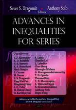 Advances in Inequalities for Series
