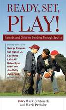 Ready, Set, Play!:  Parents and Children Bonding Through Sports
