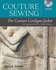 Couture Sewing:  Sewing Secrets from a Chanel Collector